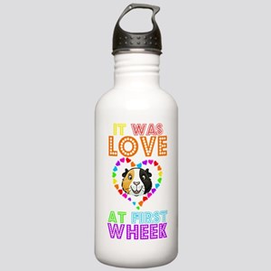 IT WAS LOVE AT FIRST WHEEK Water Bottle