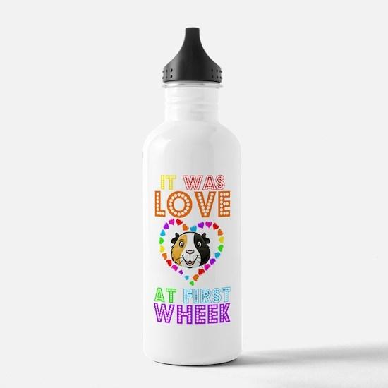 IT WAS LOVE AT FIRST WHEEK Water Bottle