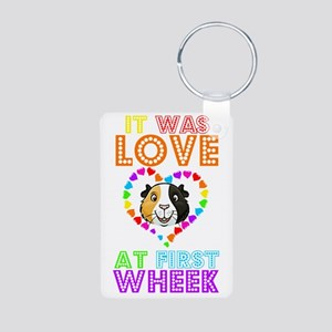 IT WAS LOVE AT FIRST WHEEK Keychains
