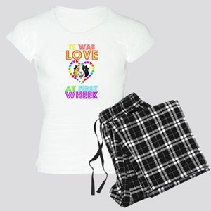 IT WAS LOVE AT FIRST WHEEK Pajamas