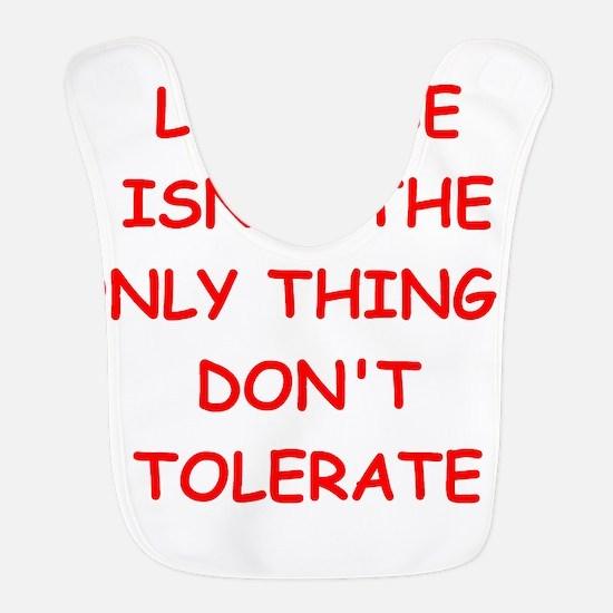 tolerate Bib
