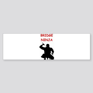 bridge Sticker (Bumper)