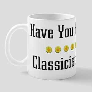 Hugged Classicist Mug