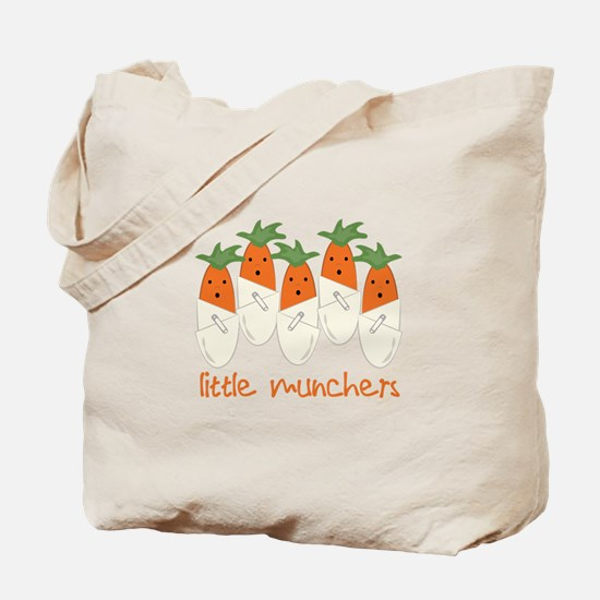 Little Munchers Tote Bag