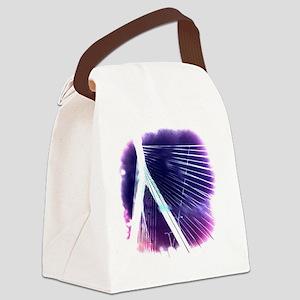 Zakim Br. BOS Canvas Lunch Bag