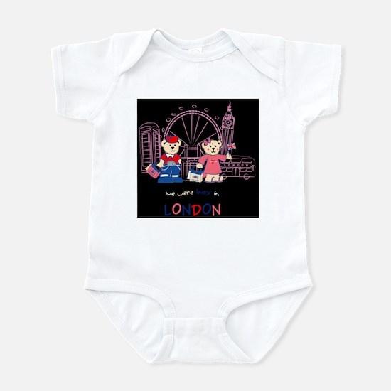 Busy in london Infant Bodysuit