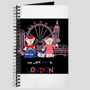 Busy in london Journal