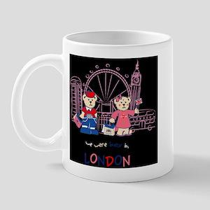 Busy in london Mug