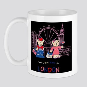 Busy in london Mug