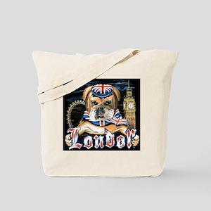 Bulldog London Tote Bag