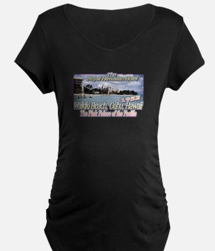 Royal Hawaiian Hotel 1952 T-Shirt