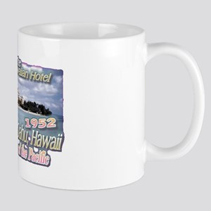 Royal Hawaiian Hotel 1952 Mug