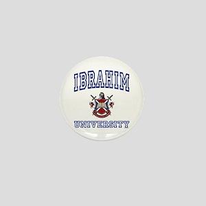 IBRAHIM University Mini Button