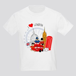 Bus tour Kids Light T-Shirt
