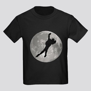 Speed Skater Moon T-Shirt