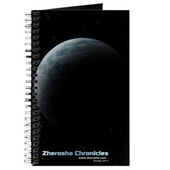 Zherosha Chronicals Journal