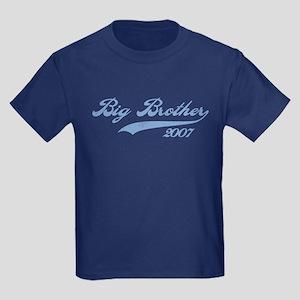 Big Brother 2007 - Kids Dark T-Shirt