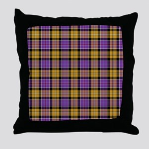 Tartan - Culloden dist. Throw Pillow