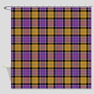 Tartan - Culloden dist. Shower Curtain