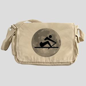 Crew Moon Messenger Bag