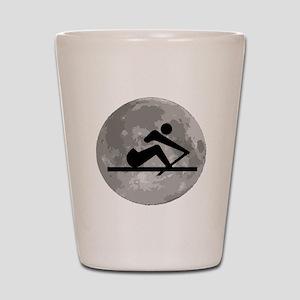 Crew Moon Shot Glass