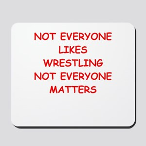 wrestling Mousepad
