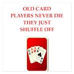 5.25 x 5.25 Flat Cards