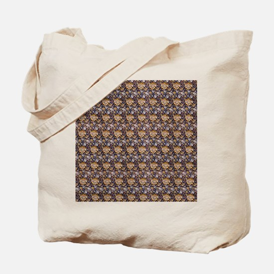 William Morris Wey Pattern Tote Bag