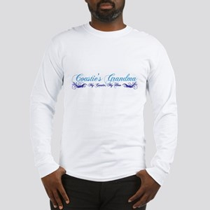 Coastie's Grandma Long Sleeve T-Shirt