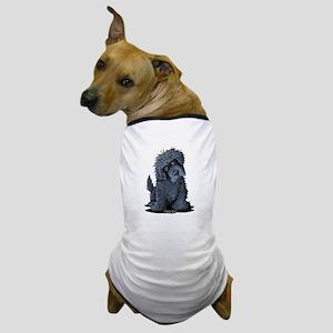 Black Newfie Dog T-Shirt