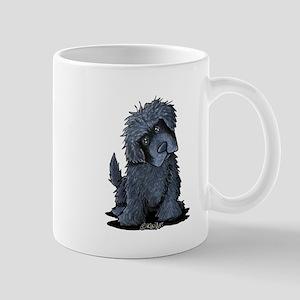 Black Newfie Mug