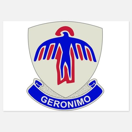 501-Parachute-Infantry-Regiment Invitations