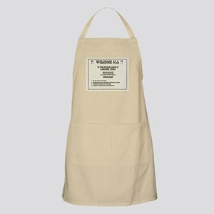 The Chicken Ranch BBQ Apron