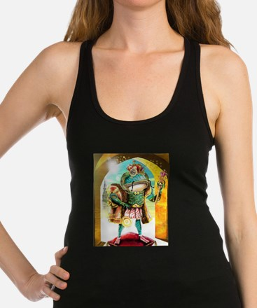 Frog Prince ~ Original art by Fly Writer Tank Top