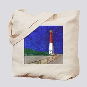 Starry Night Old Barney Tote Bag