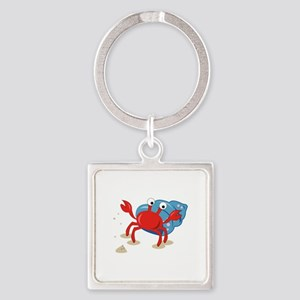 Dancing Crab Keychains