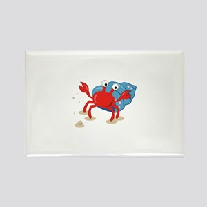 Dancing Crab Magnets