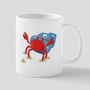 Dancing Crab Mugs