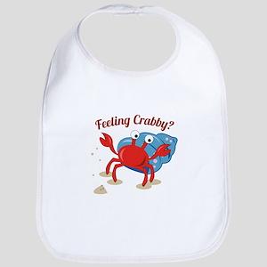 Feeling Crabby? Bib