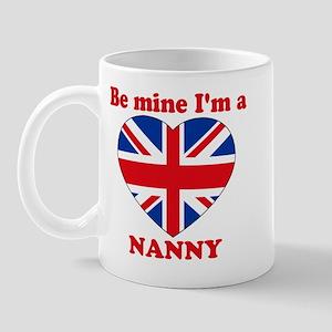 Nanny, Valentine's Day Mug