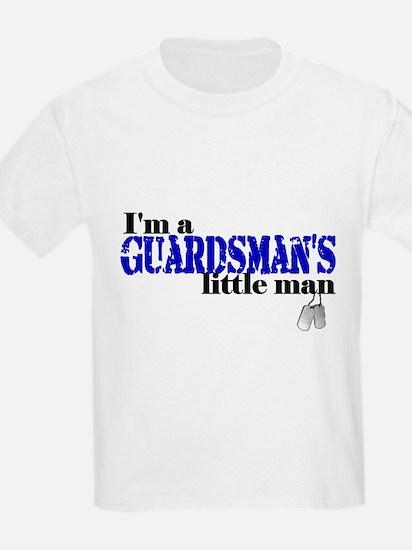 Guardsman's Little Man T-Shirt