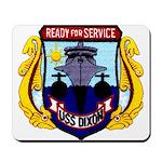 USS DIXON Mousepad