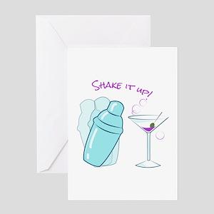 Shake it Up Greeting Cards