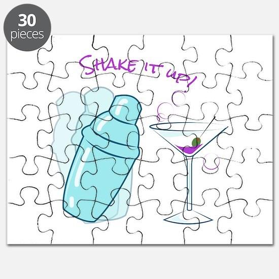 Shake it Up Puzzle