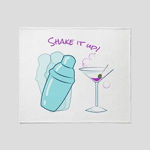 Shake it Up Throw Blanket