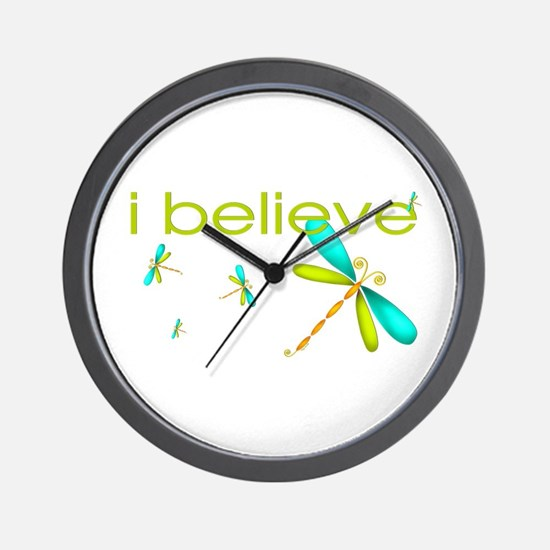 Dragonfly - I believe Wall Clock