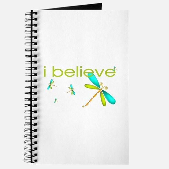 Dragonfly - I believe Journal