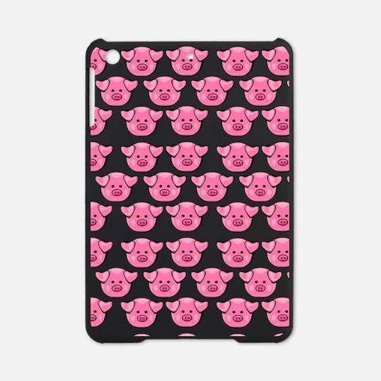 Cute Pink Pigs iPad Mini Case