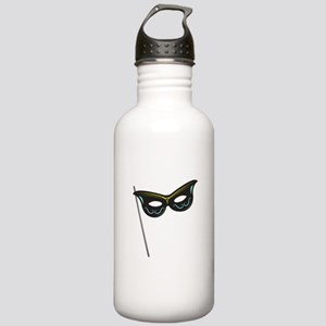 Hand Held Mask Water Bottle