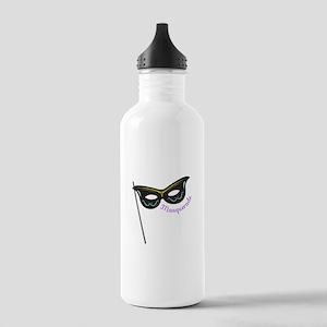 Masquerade Water Bottle